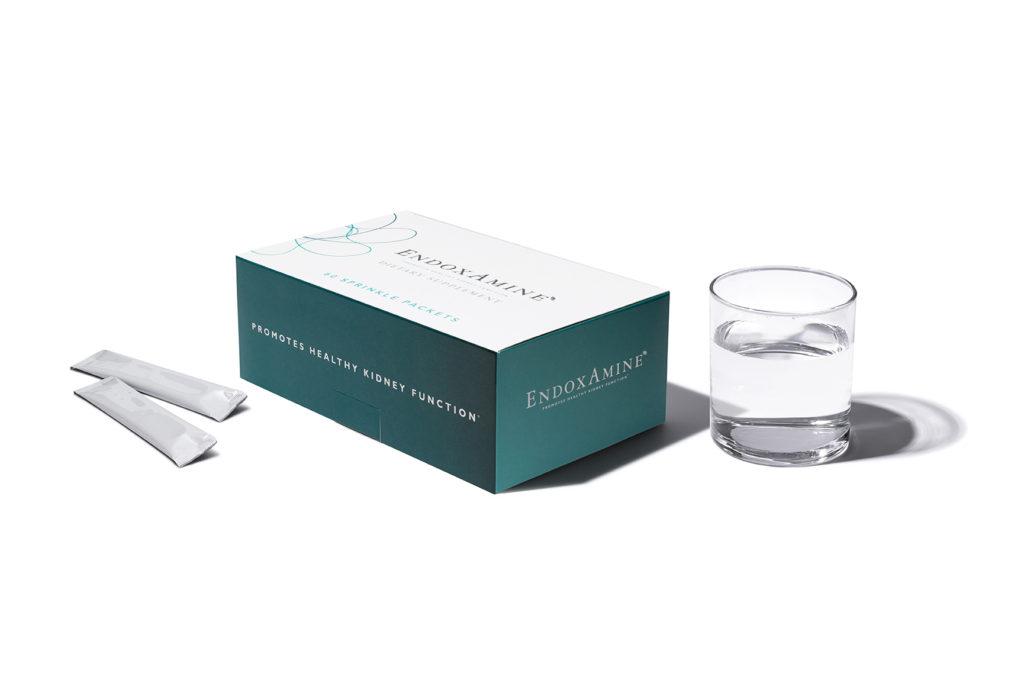 Endoxamine-Box-Water-Packets-R